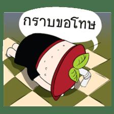 Mr.Chamichi: Fresh Everyday sticker #9911450