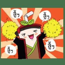 Mr.Chamichi: Fresh Everyday sticker #9911456
