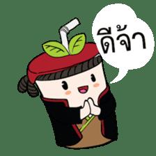 Mr.Chamichi: Fresh Everyday sticker #9911462