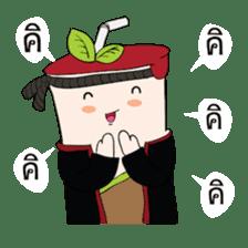 Mr.Chamichi: Fresh Everyday sticker #9911472