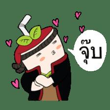 Mr.Chamichi: Fresh Everyday sticker #9911473