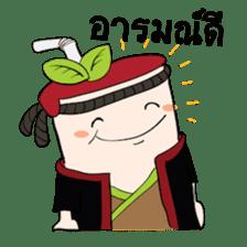 Mr.Chamichi: Fresh Everyday sticker #9911475