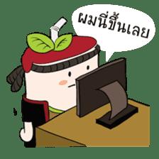 Mr.Chamichi: Fresh Everyday sticker #9911477