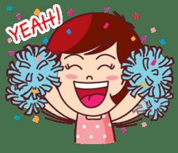 Little Pam 2 (English) sticker #9919433
