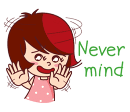 Little Pam 2 (English) sticker #9919434