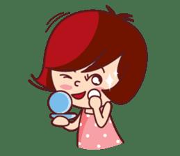 Little Pam 2 (English) sticker #9919437