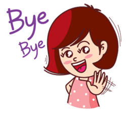 Little Pam 2 (English) sticker #9919446