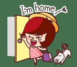 Little Pam 2 (English) sticker #9919467
