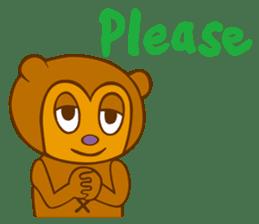 "PJ Berri ""PaRappa The Rapper"" sticker #9928762"