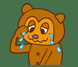 "PJ Berri ""PaRappa The Rapper"" sticker #9928763"