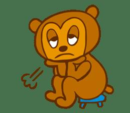"PJ Berri ""PaRappa The Rapper"" sticker #9928770"