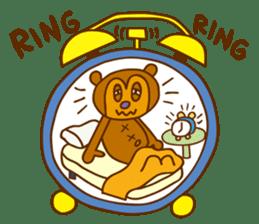 "PJ Berri ""PaRappa The Rapper"" sticker #9928786"