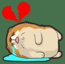 Hi! Pomeranian sticker #9929604