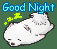 Hi! Pomeranian sticker #9929605