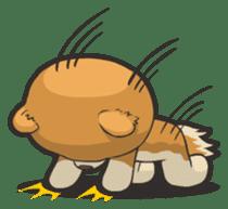 Hi! Pomeranian sticker #9929618