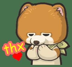 Hi! Pomeranian sticker #9929627