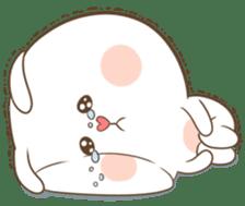 TuaGom : Puffy Bear & Rabbit 2 sticker #9931382