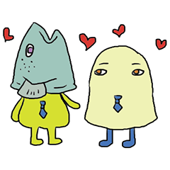Mr.Medjed & Mr.Fish