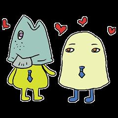 Mr.Medjed & Mr.Fish