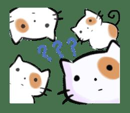 Cookie the Cutest Cat sticker #9944941