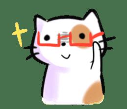 Cookie the Cutest Cat sticker #9944950
