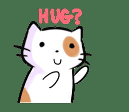 Cookie the Cutest Cat sticker #9944954