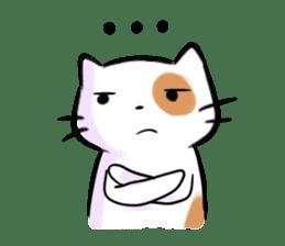 Cookie the Cutest Cat sticker #9944955