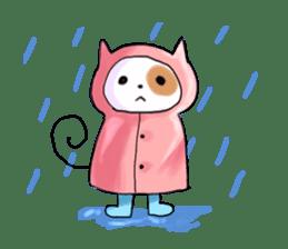 Cookie the Cutest Cat sticker #9944957