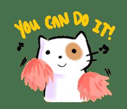 Cookie the Cutest Cat sticker #9944958