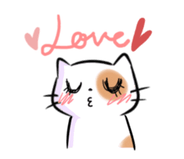 Cookie the Cutest Cat sticker #9944961