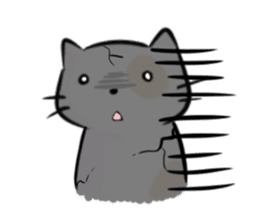 Cookie the Cutest Cat sticker #9944964