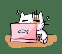Cookie the Cutest Cat sticker #9944967