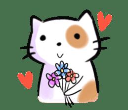 Cookie the Cutest Cat sticker #9944972