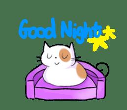 Cookie the Cutest Cat sticker #9944974