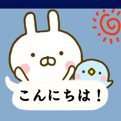 Rabbit Usahina Balloon