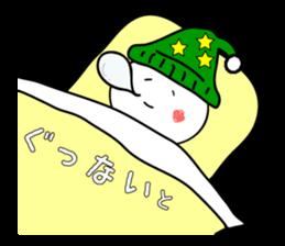 I transcribe English in a hiragana sticker #9963078