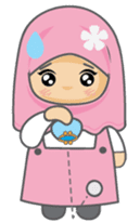 Ameena 2 sticker #9965338
