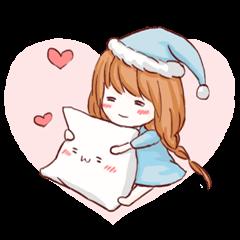Pillow Girl
