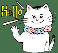 Hello Makichan sticker #9977472