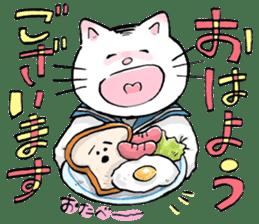 Hello Makichan sticker #9977473