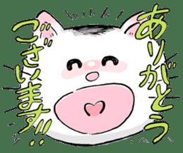 Hello Makichan sticker #9977475
