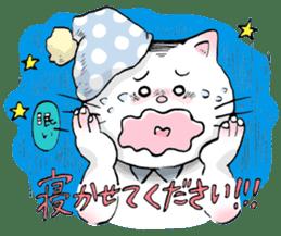 Hello Makichan sticker #9977482