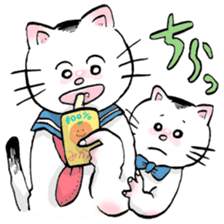 Hello Makichan sticker #9977493