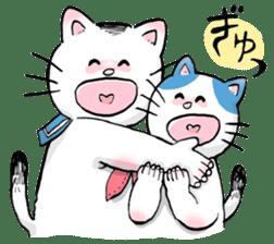 Hello Makichan sticker #9977501
