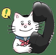 Hello Makichan sticker #9977502