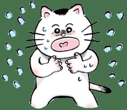 Hello Makichan sticker #9977505