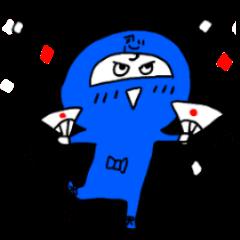 Ninja  Shinobu-kun