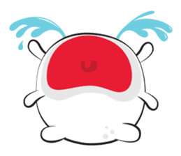 THE COCKROACH GHOST sticker #9994555
