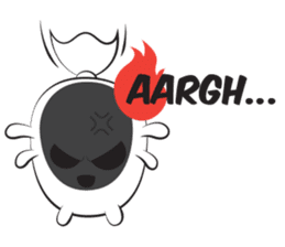 THE COCKROACH GHOST sticker #9994574