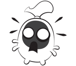 THE COCKROACH GHOST sticker #9994575